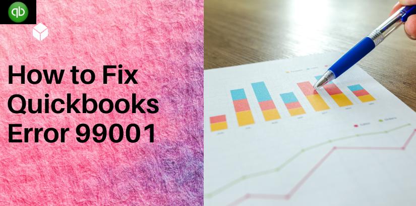 Quickbooks Error 99001