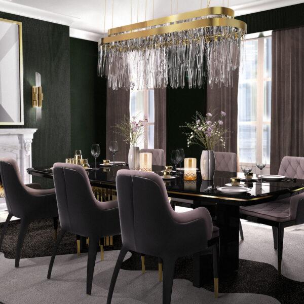 Few interesting ideas to make your Dining room elegant